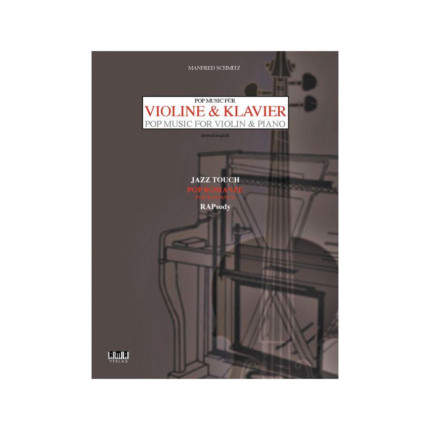 Pop music für Violine + Klavier