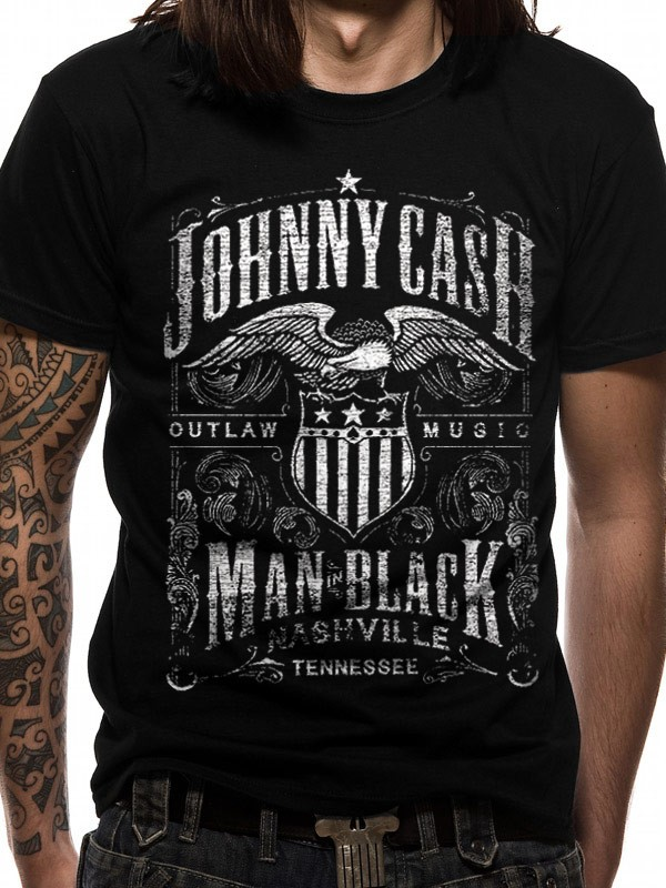 T-shirt M Jhonny Cash Label