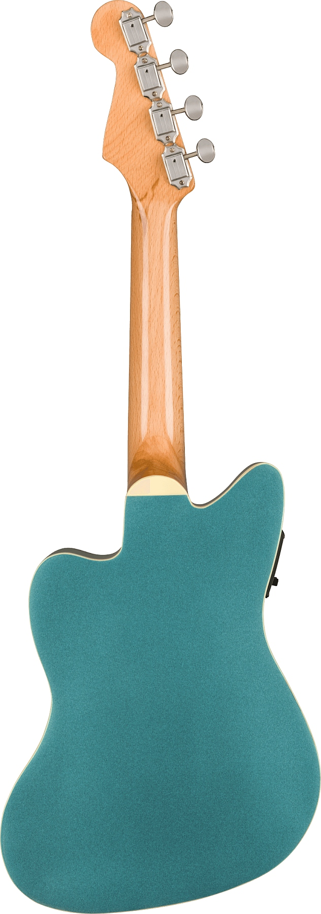 Fender Fullerton Jazzmaster Ukulele Tidepool