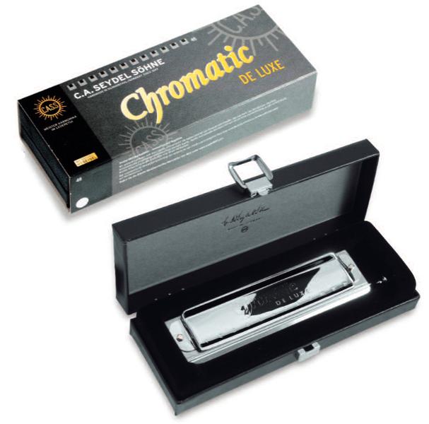 Seydel De Luxe Chromatisch C