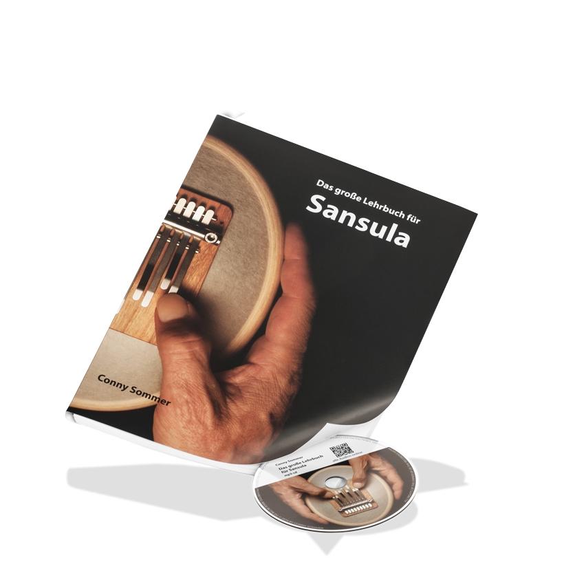 Das große Lehrbuch für Sansula mit CD