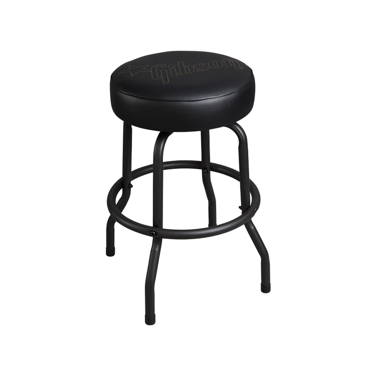 Gibson Premium Playing Stool, Star Logo, Short