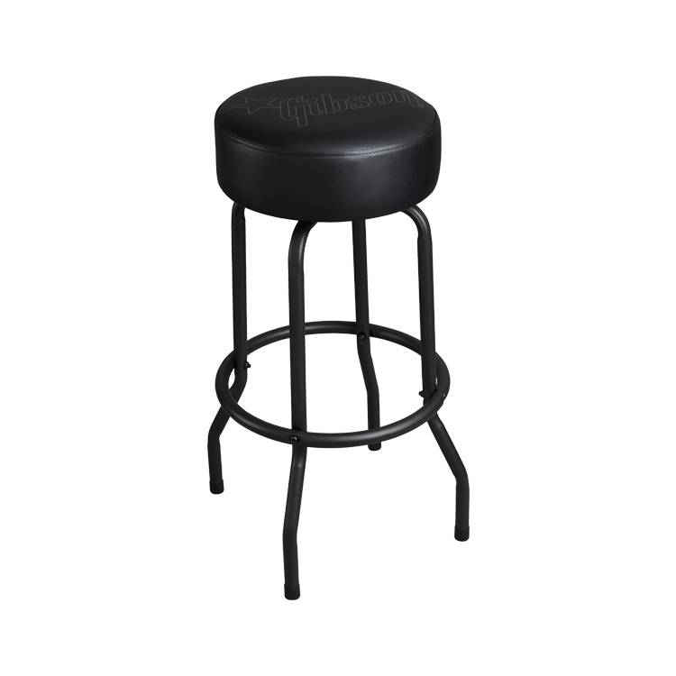 Gibson Premium Playing Stool, Star Logo, Tall