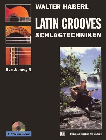 Latin Grooves - Schlagzeugtechniken