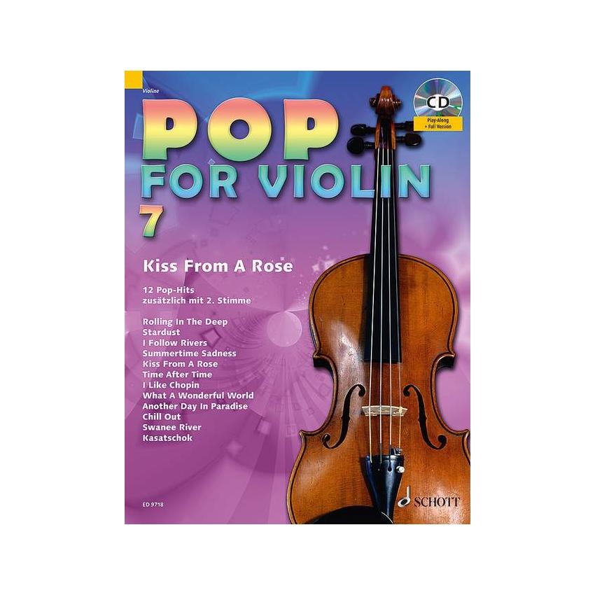 Pop for Violin 7