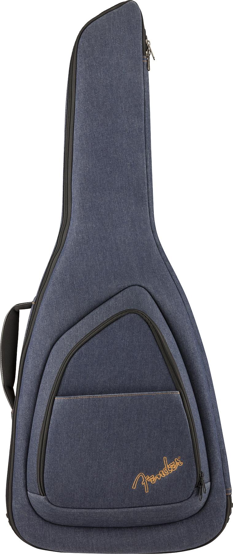 Fender FE920 Tasche E-Gitarre Denim Gold