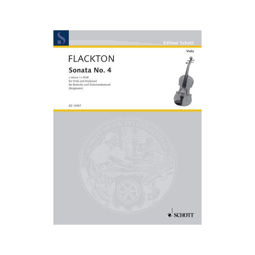 Sonate 4 C-Moll OP 2/8