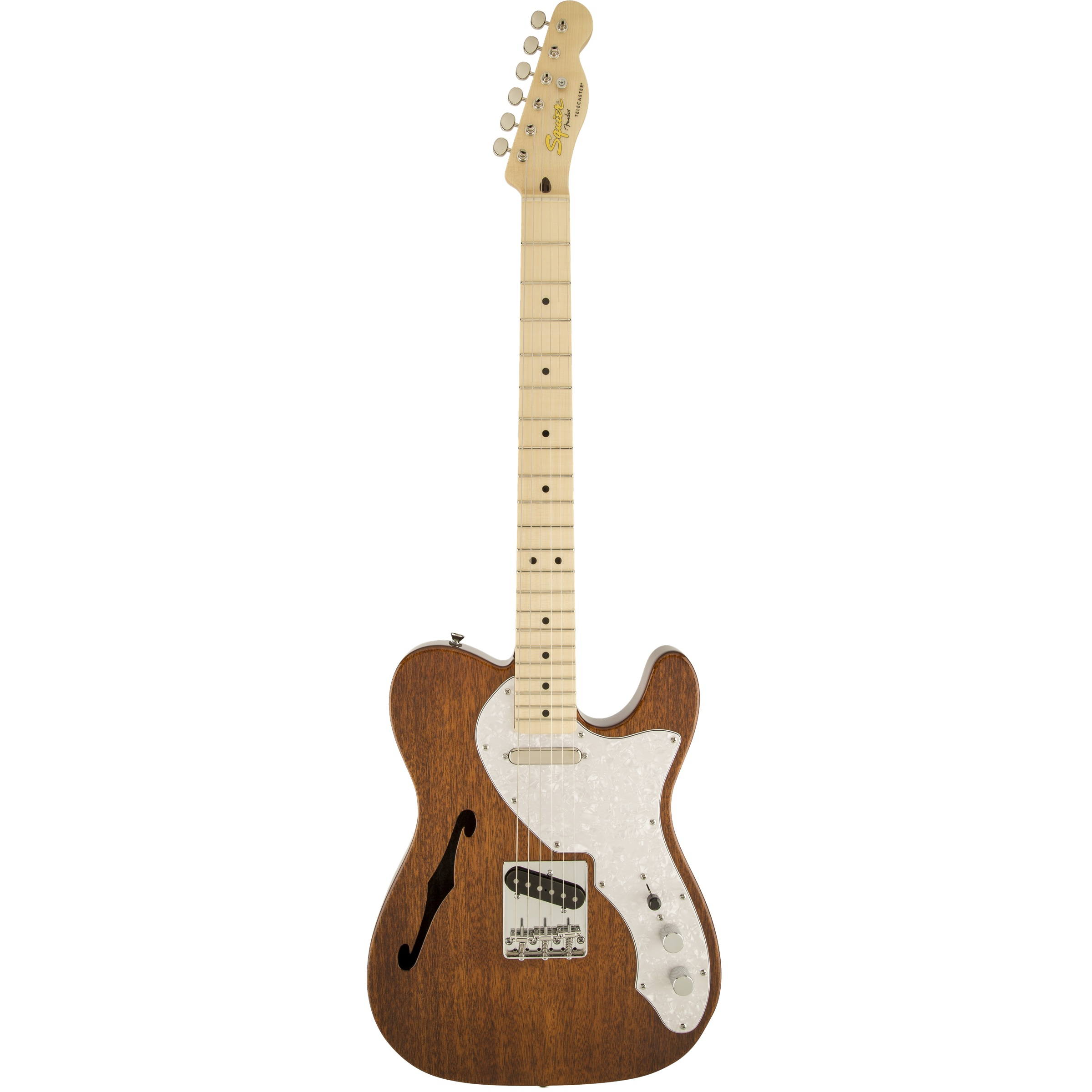 Fender Squier Classic Vibe Telecaster® Thinline, Maple Fingerboard, Natural
