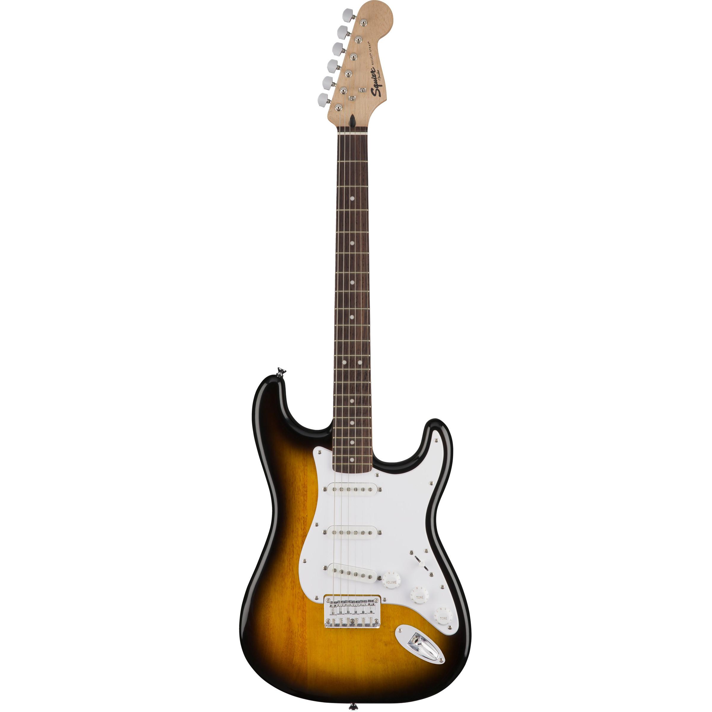 Fender Squier Bullet  Strat HT BSB