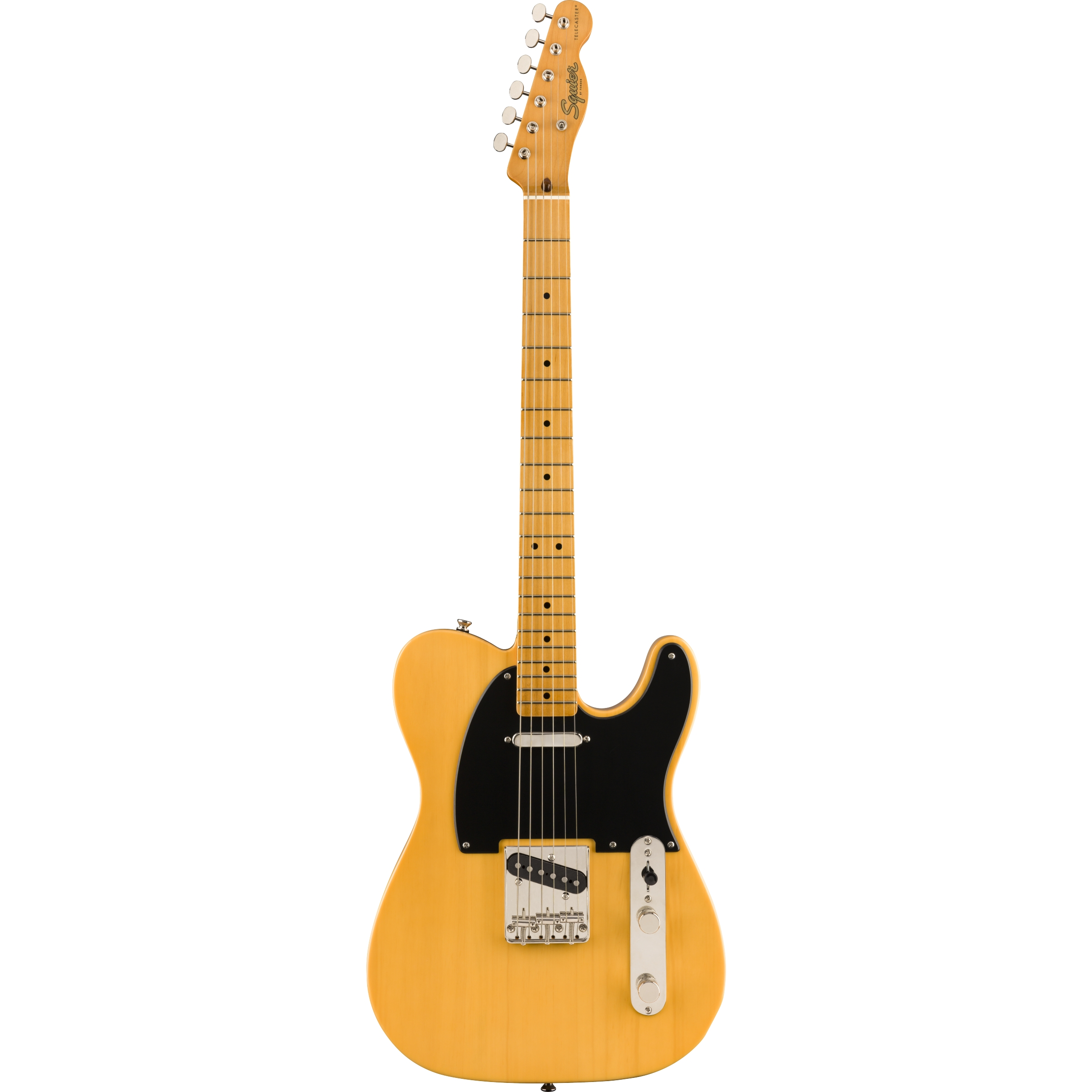 Squier Classic Vibe '50s Telecaster® Maple Fingerboard, Butterscotch Blonde