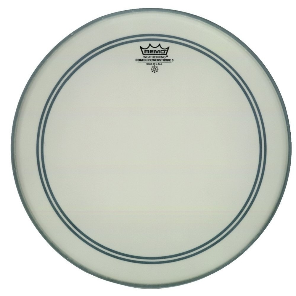 """REMO 14"""" Powerstroke 3 coated Snare"""