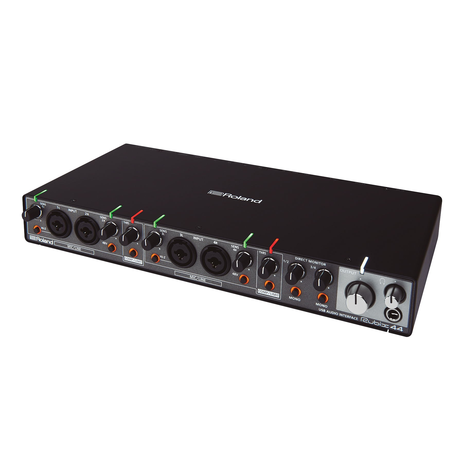 Roland Rubix44 USB Audio Interface 4-kanal