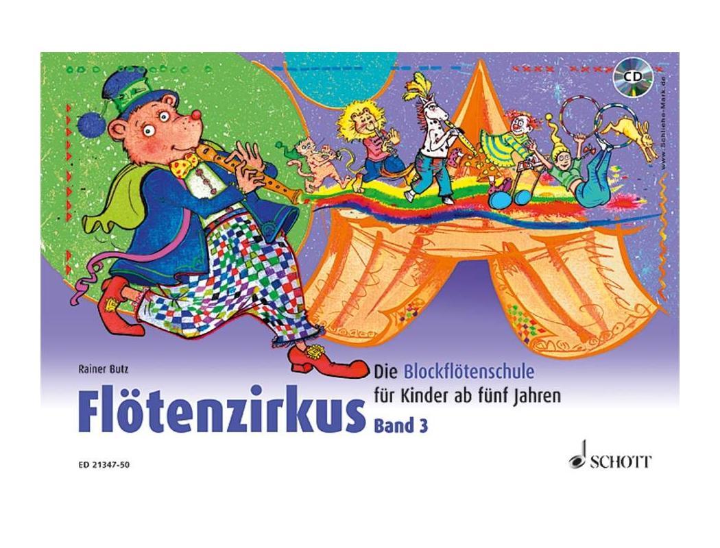 Flötenzirkus 3