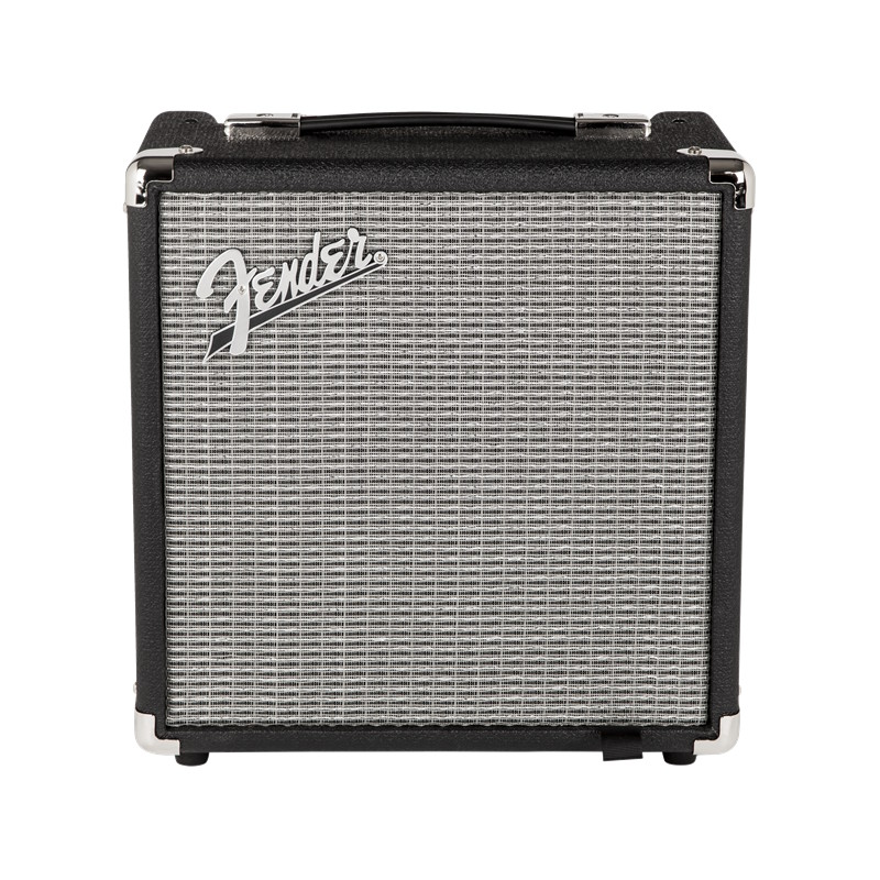 Fender Rumble 15 V3 Black/Silver