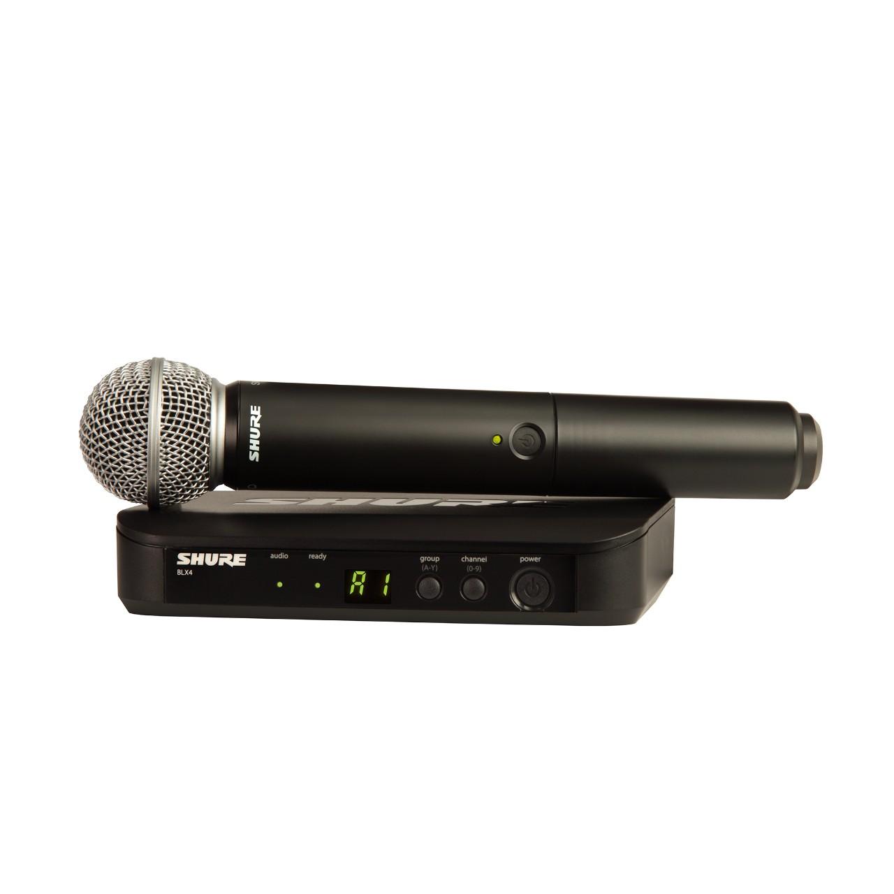 Shure BLX24/SM58 S8 Funksystem
