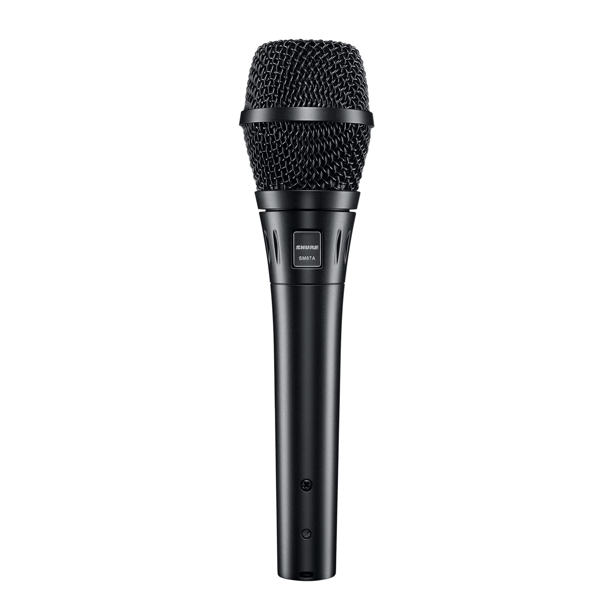 Shure SM 87 A Gesangsmikrofon