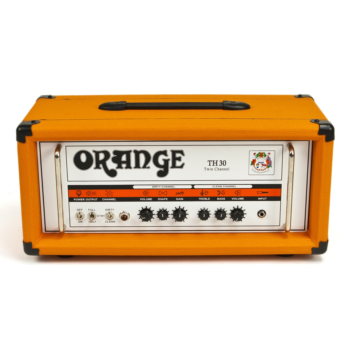 Orange Thunder 30 Topteil