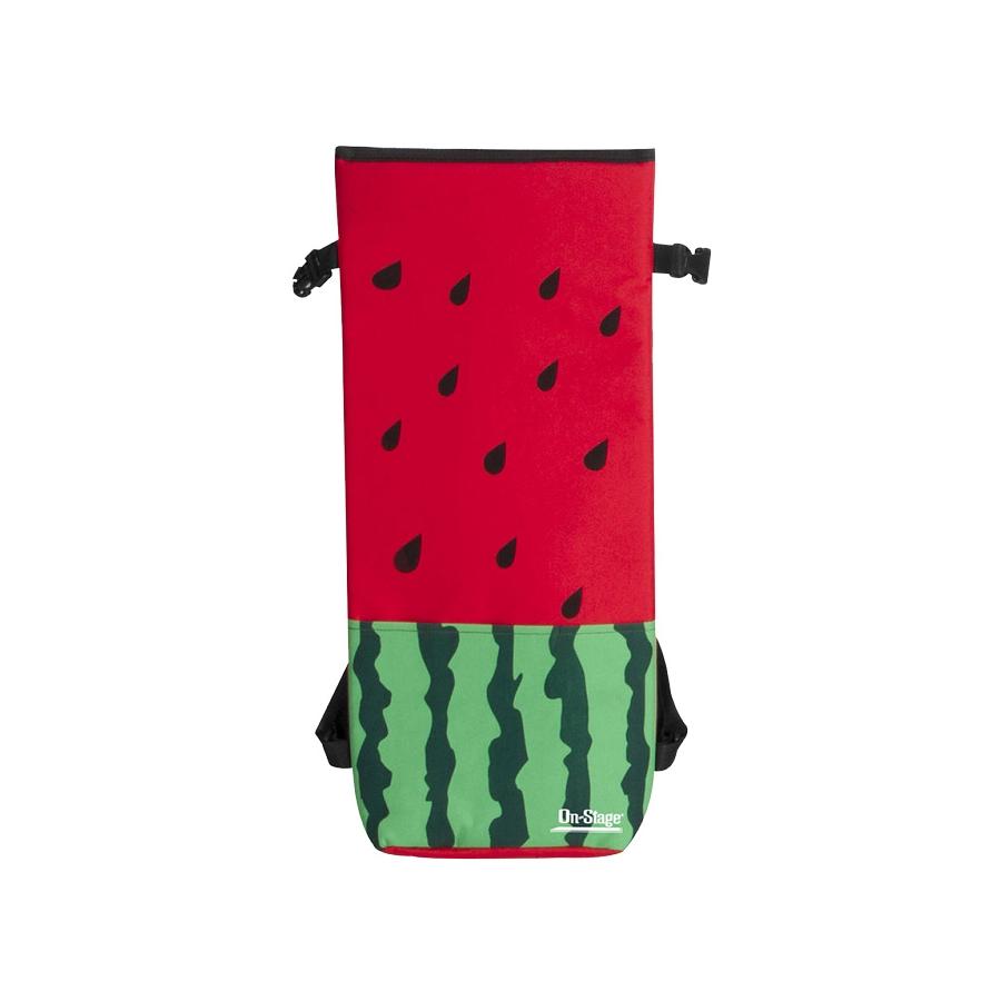 Tasche Ukulele Sopran Wassermelone