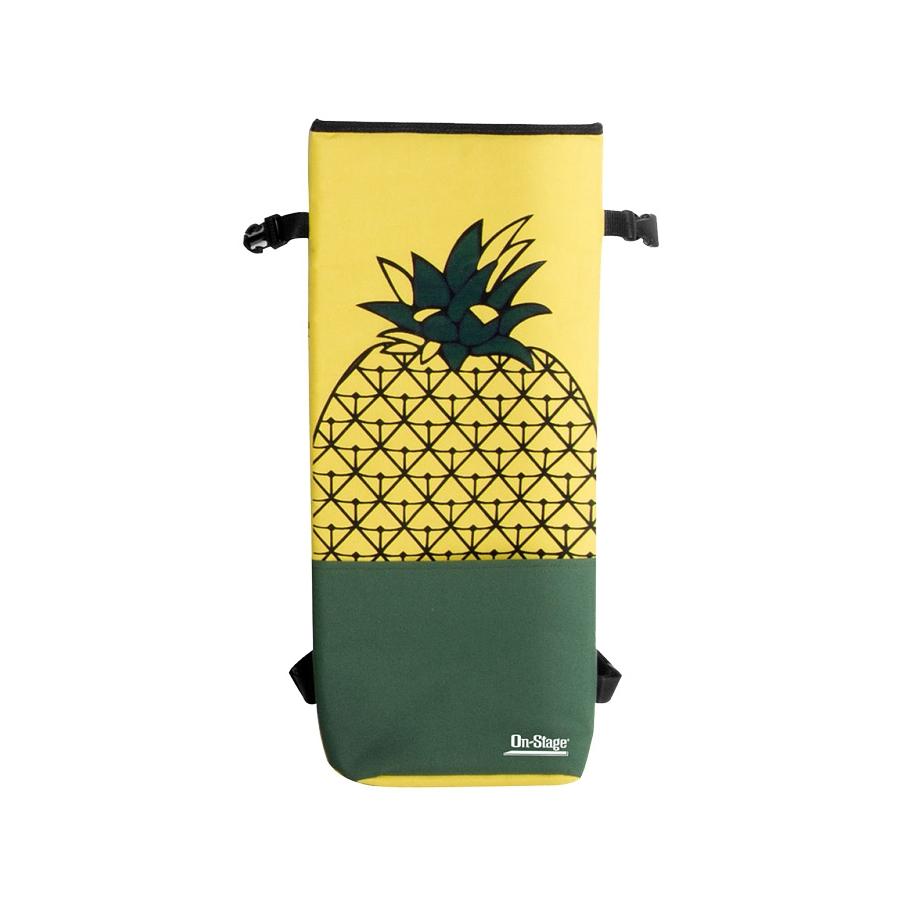 Tasche Ukulele Sopran Ananas