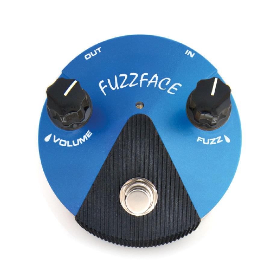 Dunlop FFM1 - Silicon Fuzz Face Mini Distortion