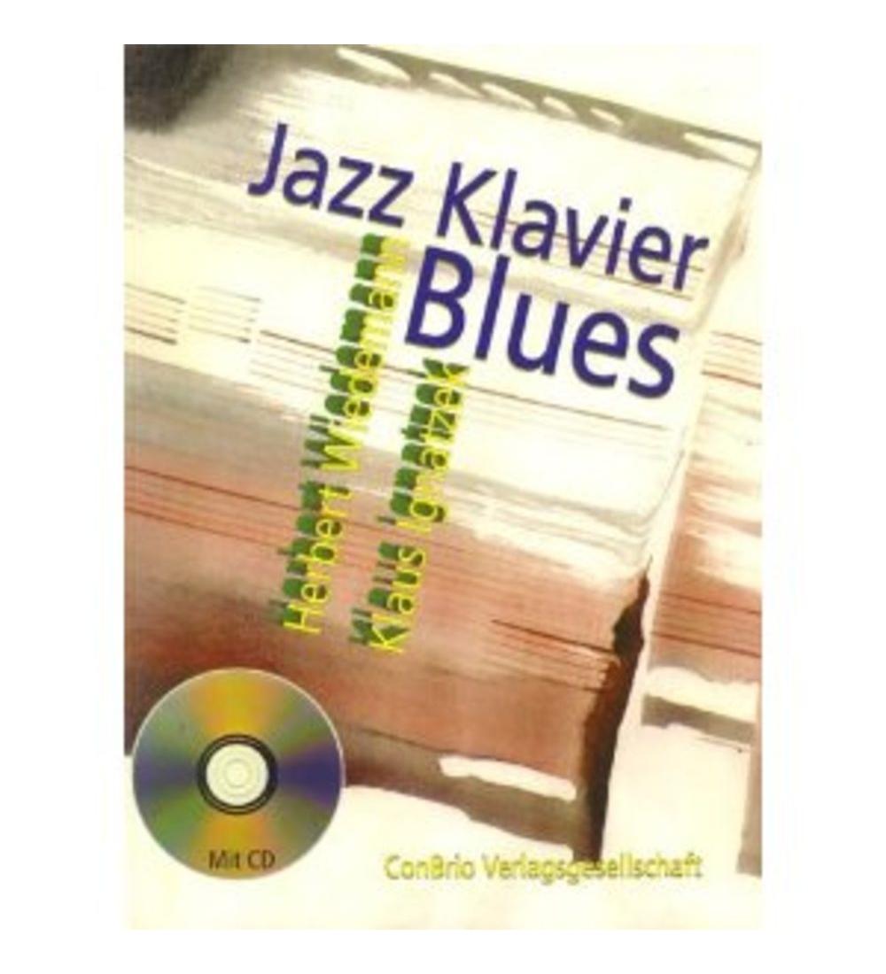 Jazz Klavier Blues