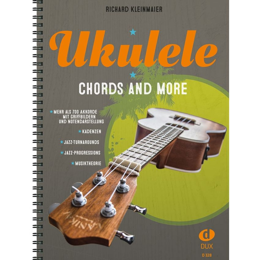Ukulele chords and more
