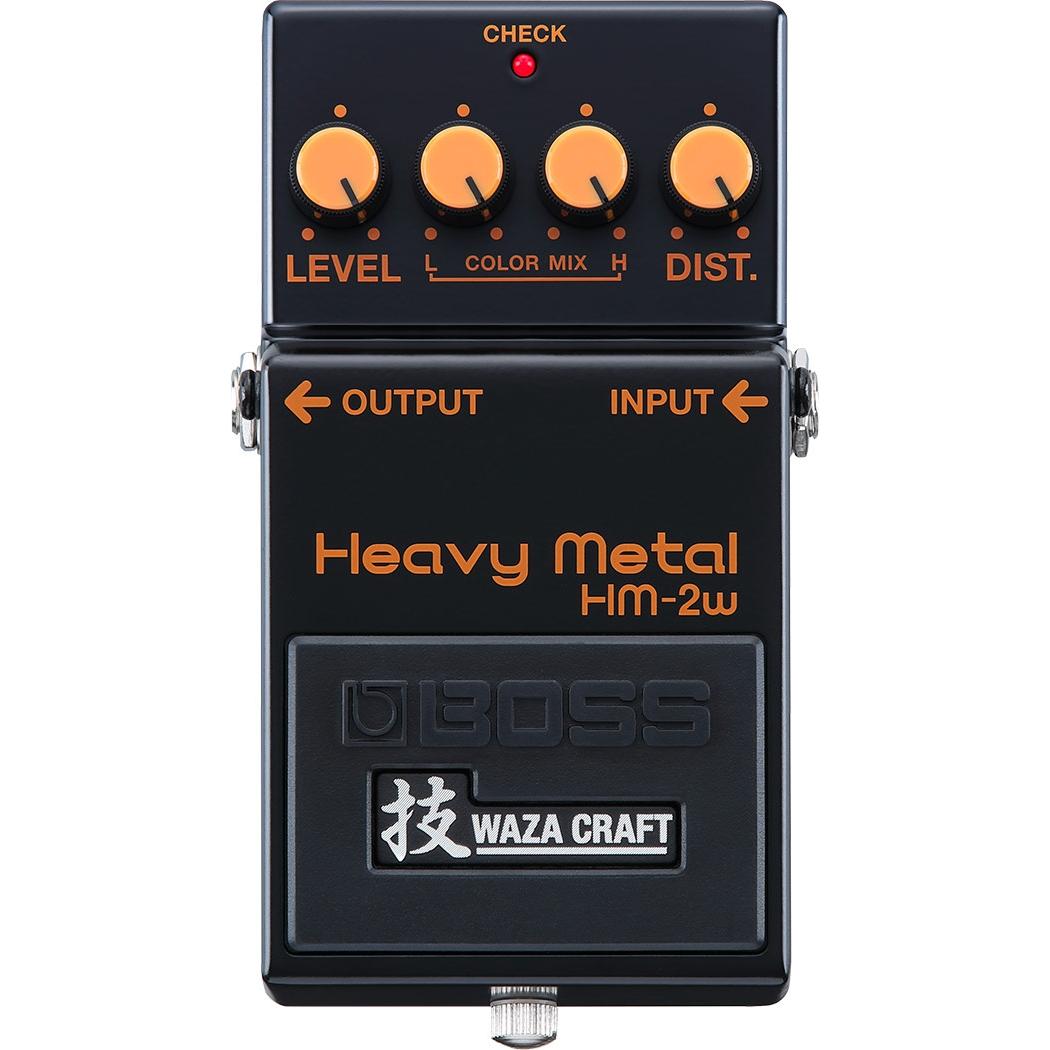 Boss HM-2W Heavy Metal Distortion