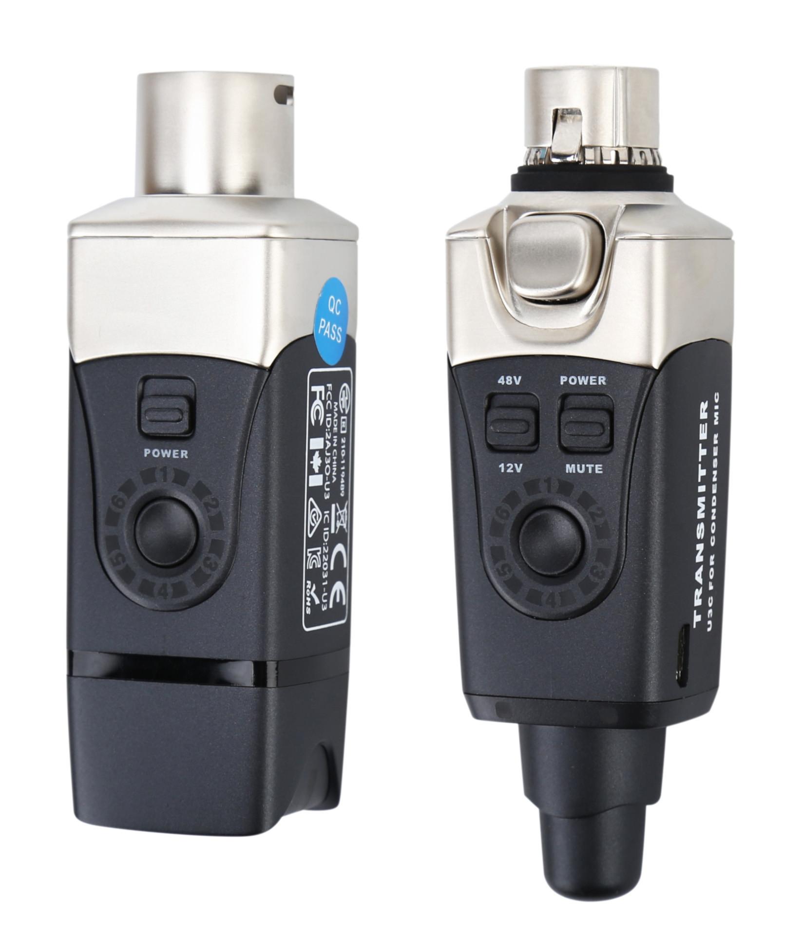 Xvive U3C Wireless System für Kondensatormikrofone