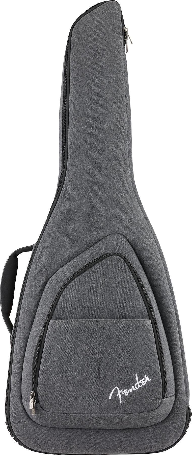 Fender FE920 Tasche E-Gitarre Grey Denim