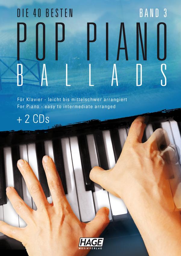 Die 40 besten Pop Piano Ballads 3