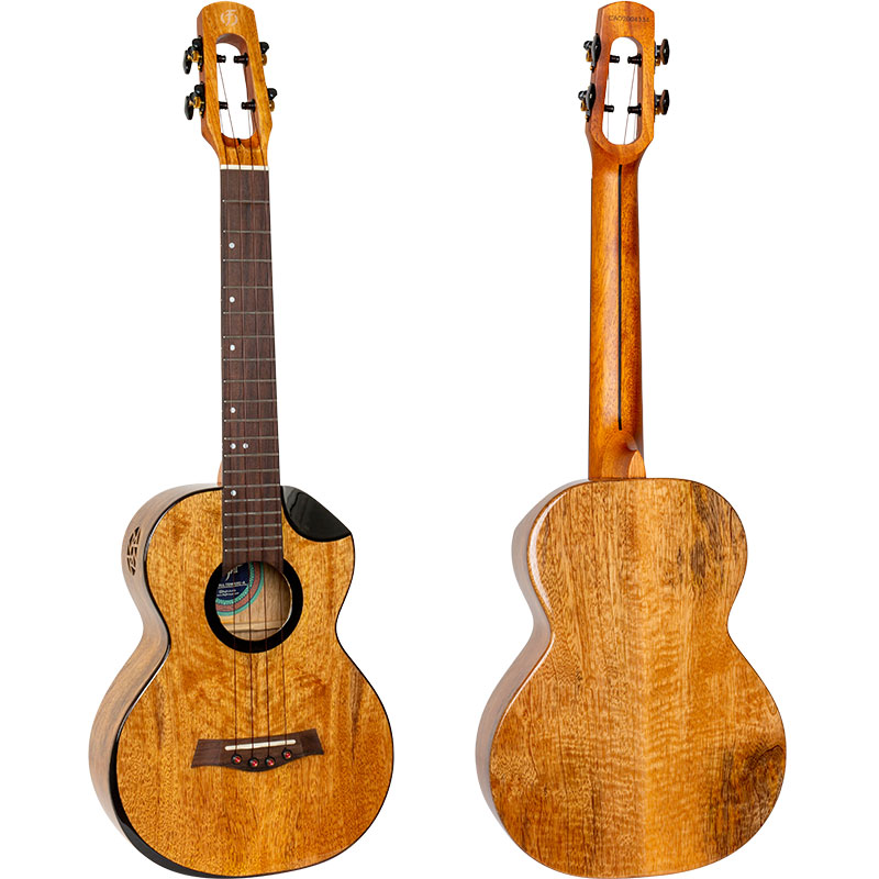 Flight Ukulele Fireball Tenor EQ-A