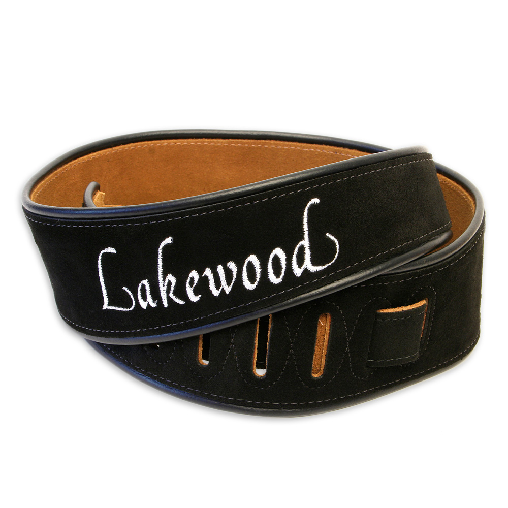 Lakewood Gitarrengurt schwarz