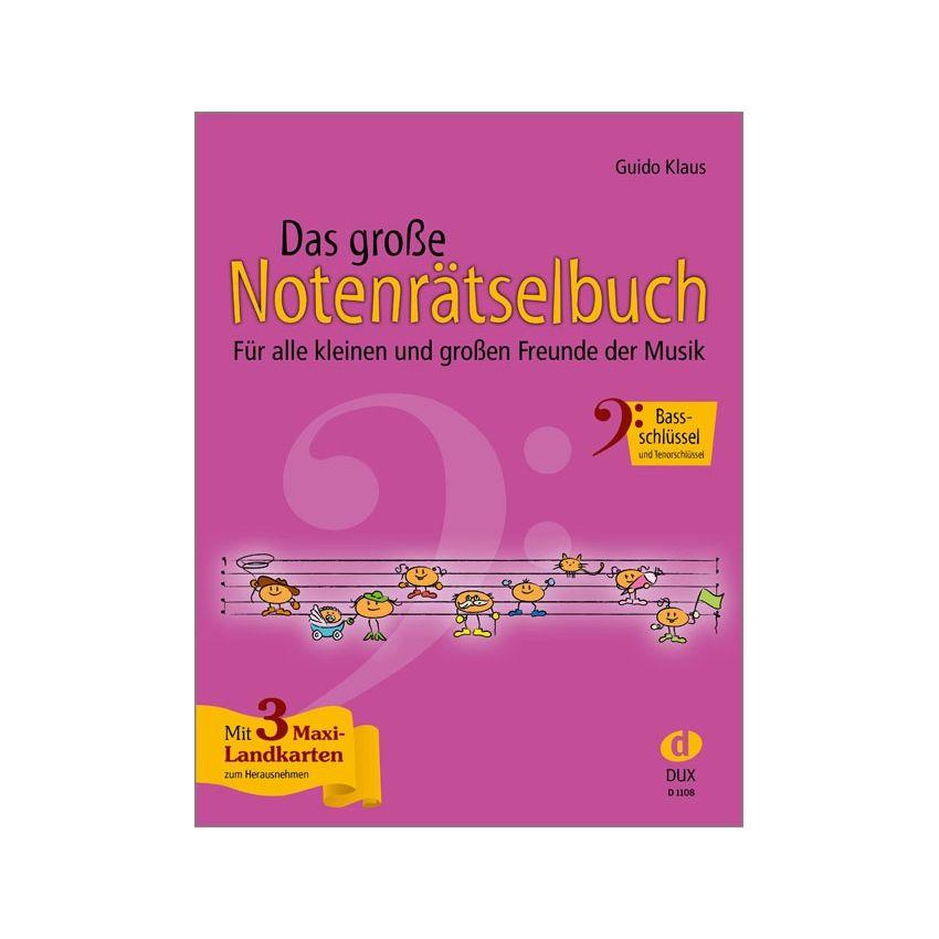 Das grosse Notenrätselbuch