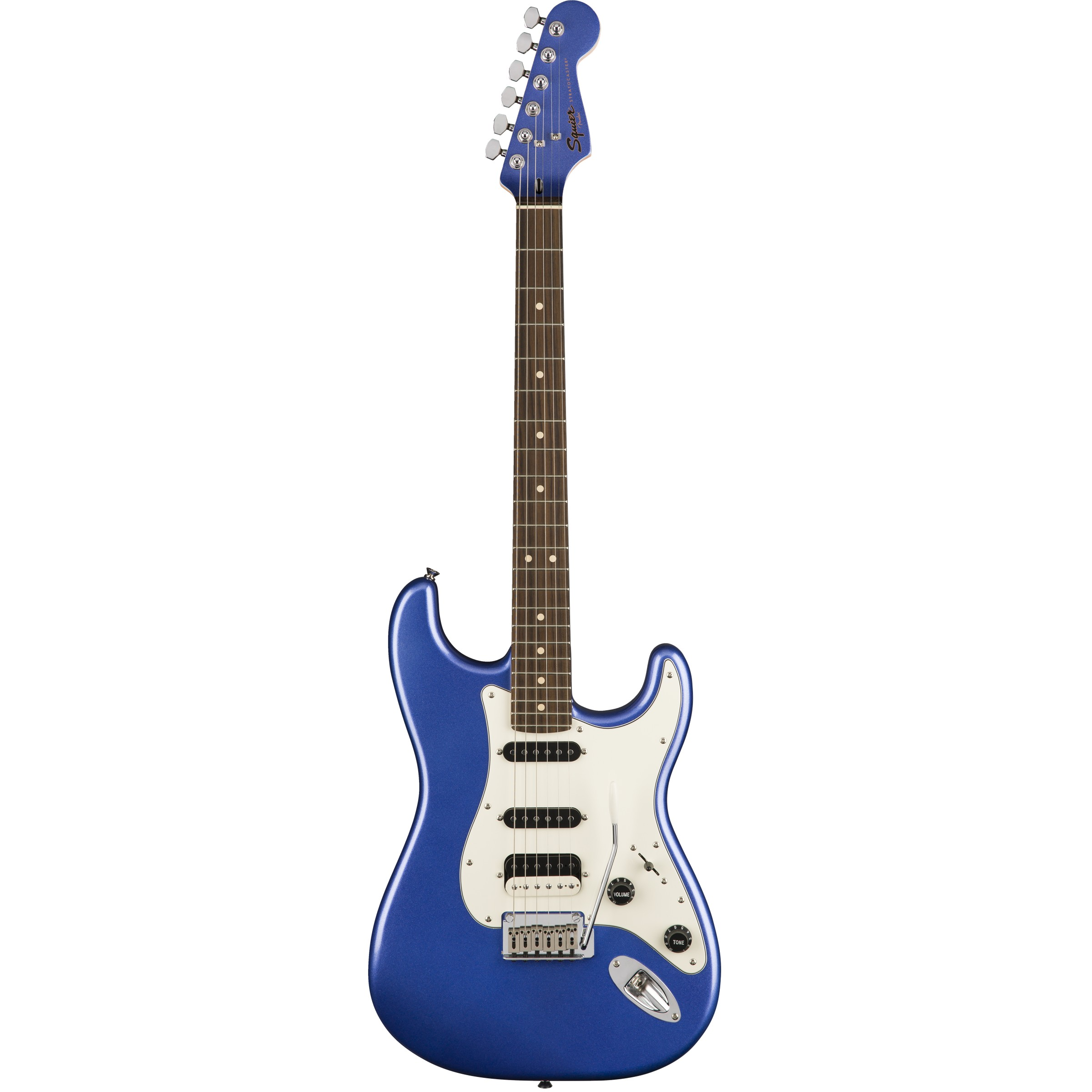 Fender Squier Contemporary Strat HSS RW Ocean Blue Metallic