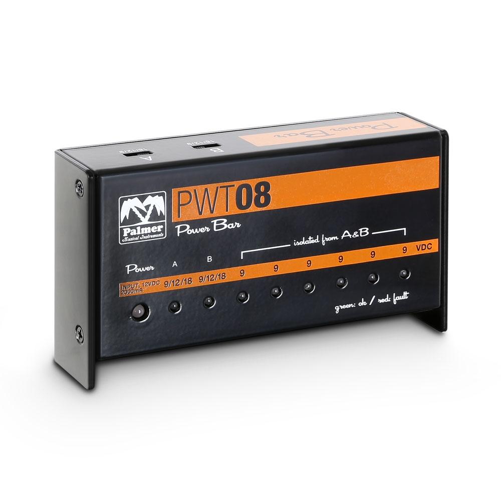 Palmer MI PWT08 Universales Netzteil für Effektgeräte