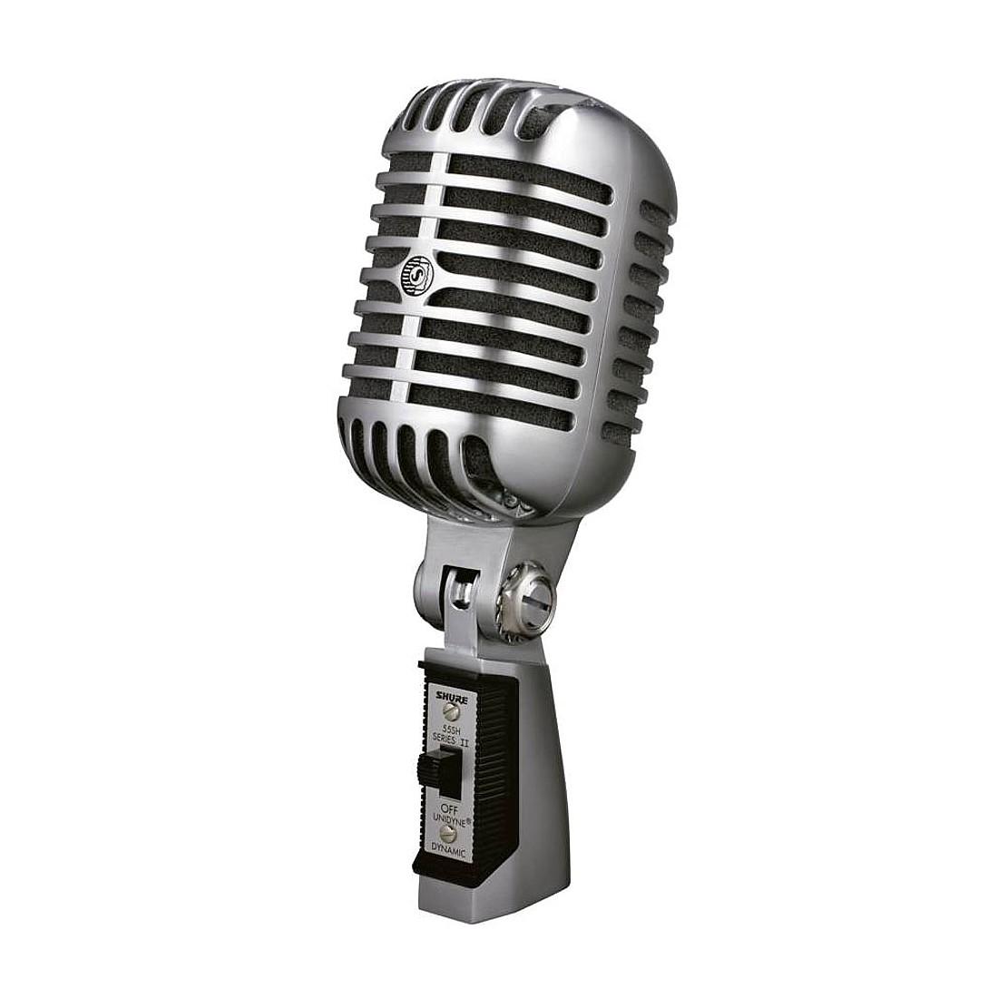 """Shure 55SH II """"Elvis Mikrofon"""""""