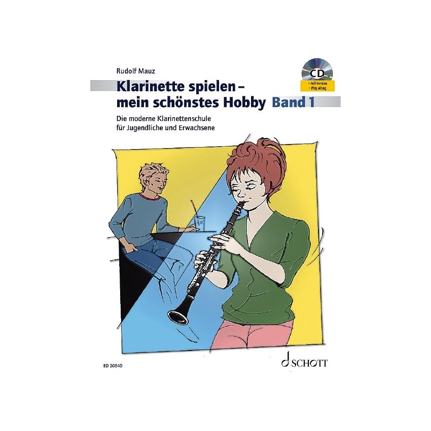 Klarinette spielen mein schönstes Hobby 1
