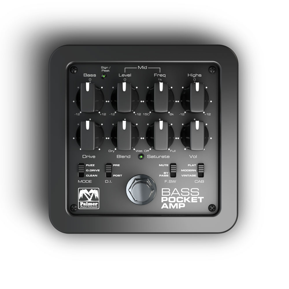 Palmer MI Pocket Amp Bass