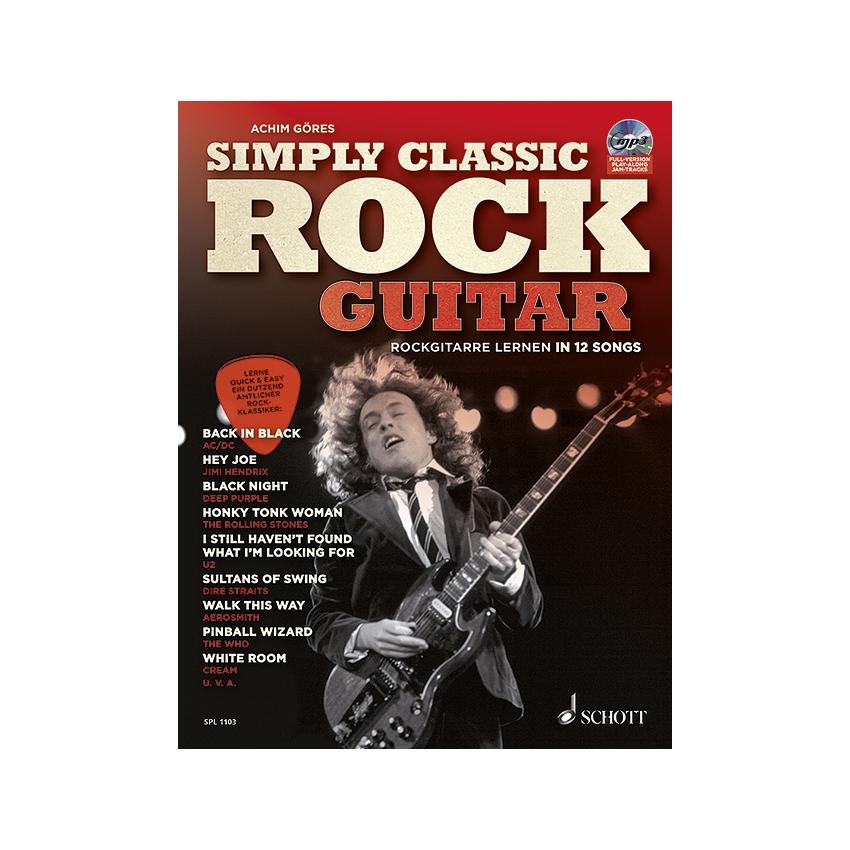 Simply classic Rock Guitar