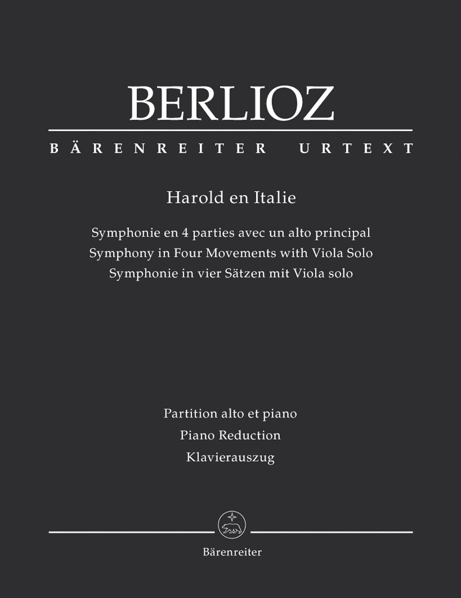 Liszt - Harold an Italie OP 16 - Sinfonie in 4 Sätzen VA ORCH
