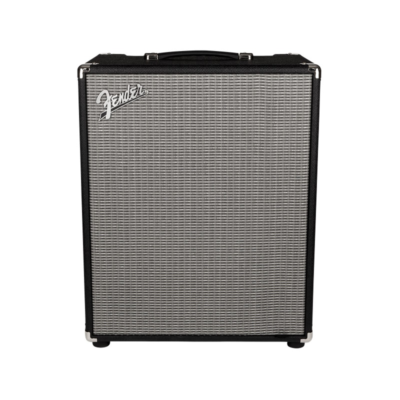 Fender Rumble 200 V3 Black/Silver