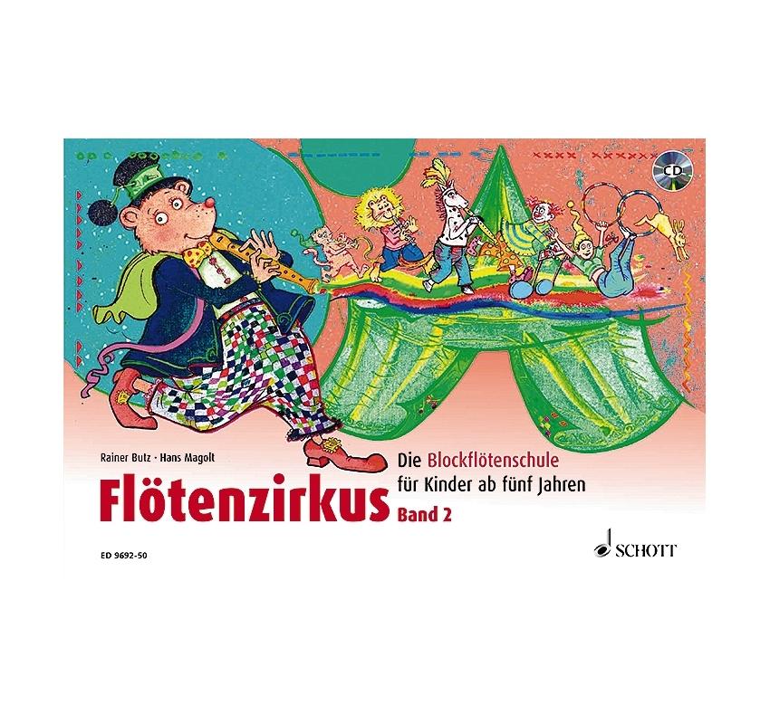 Flötenzirkus 2