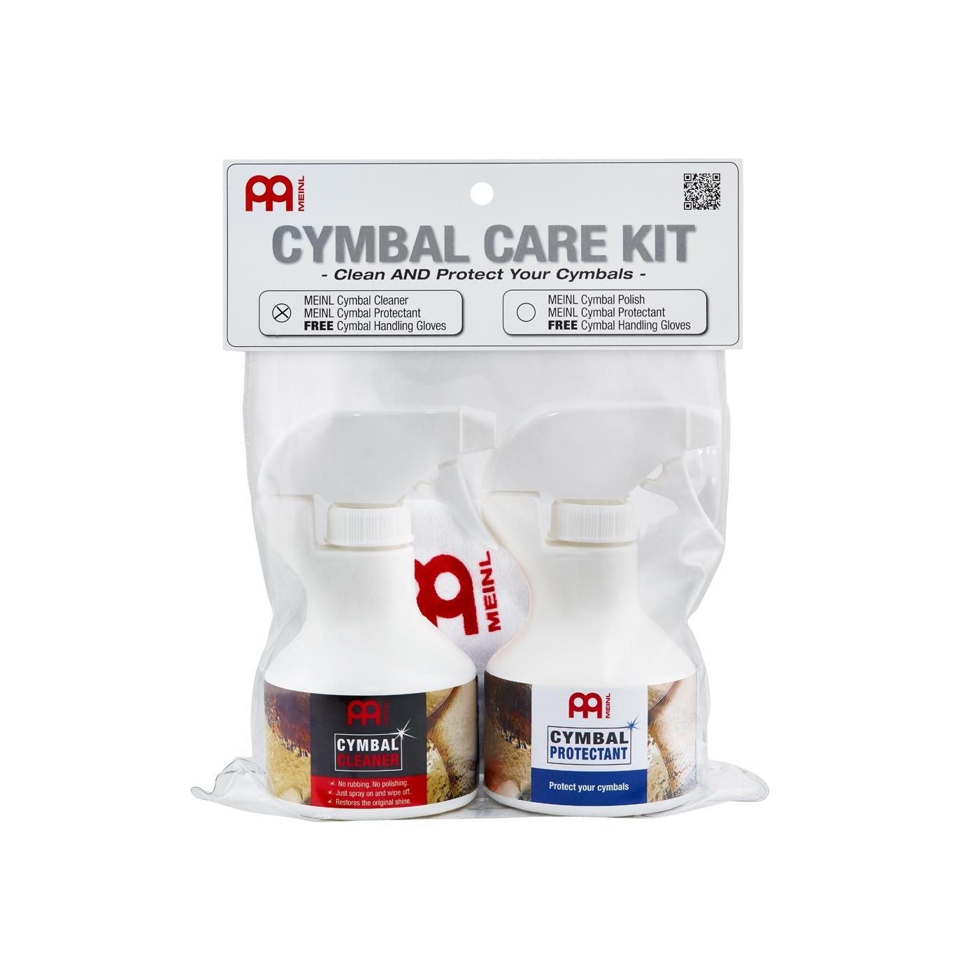 Meinl Cymals Care Kit