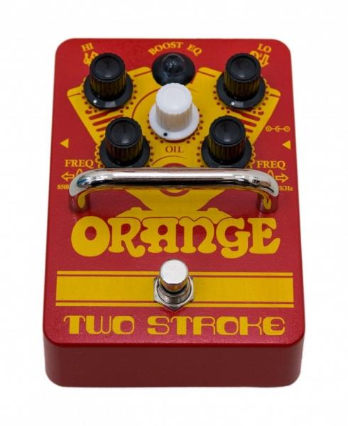 Orange FX Pedal Two Stroke Boost EQ