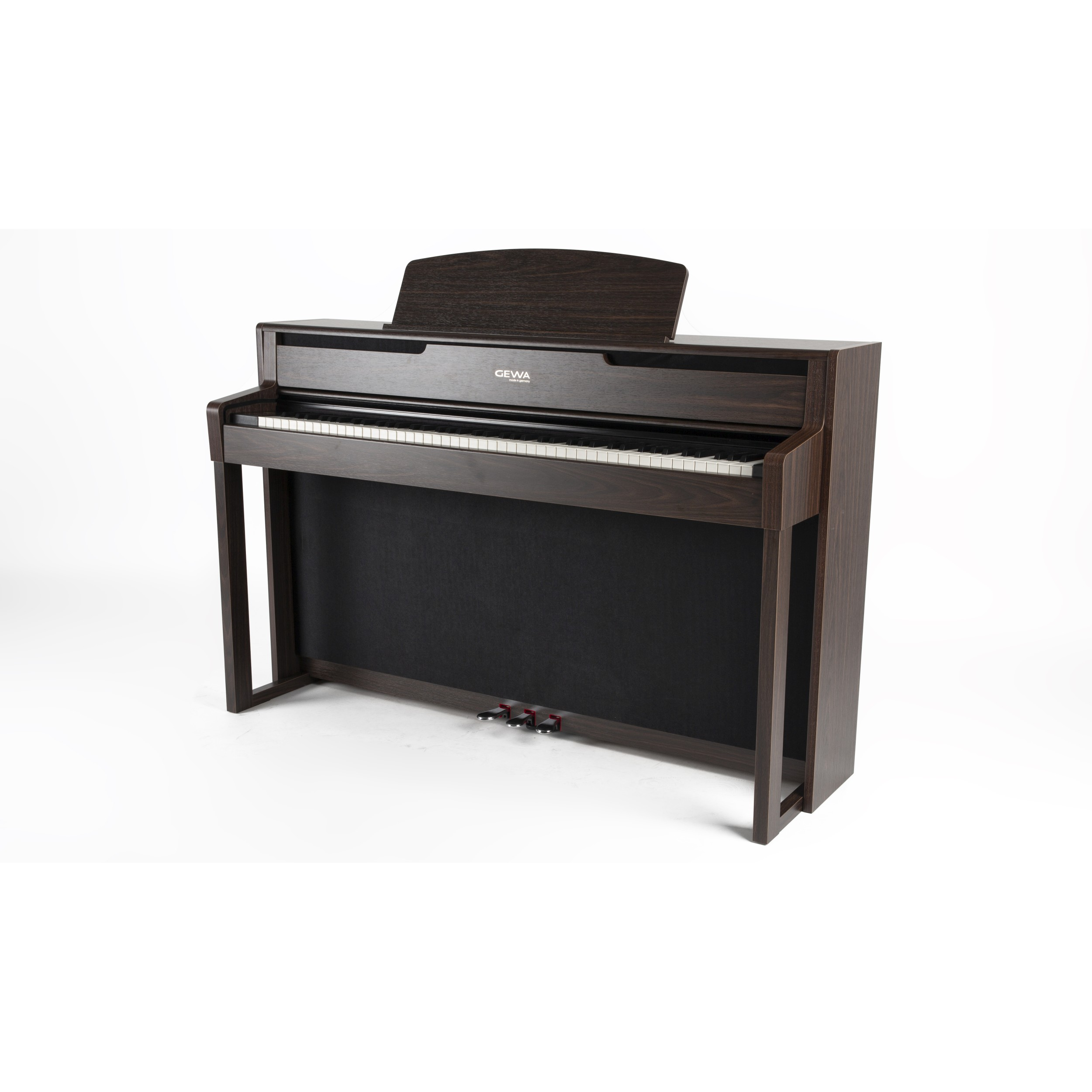 GEWA Digitalpiano UP 400 Rosenholz matt