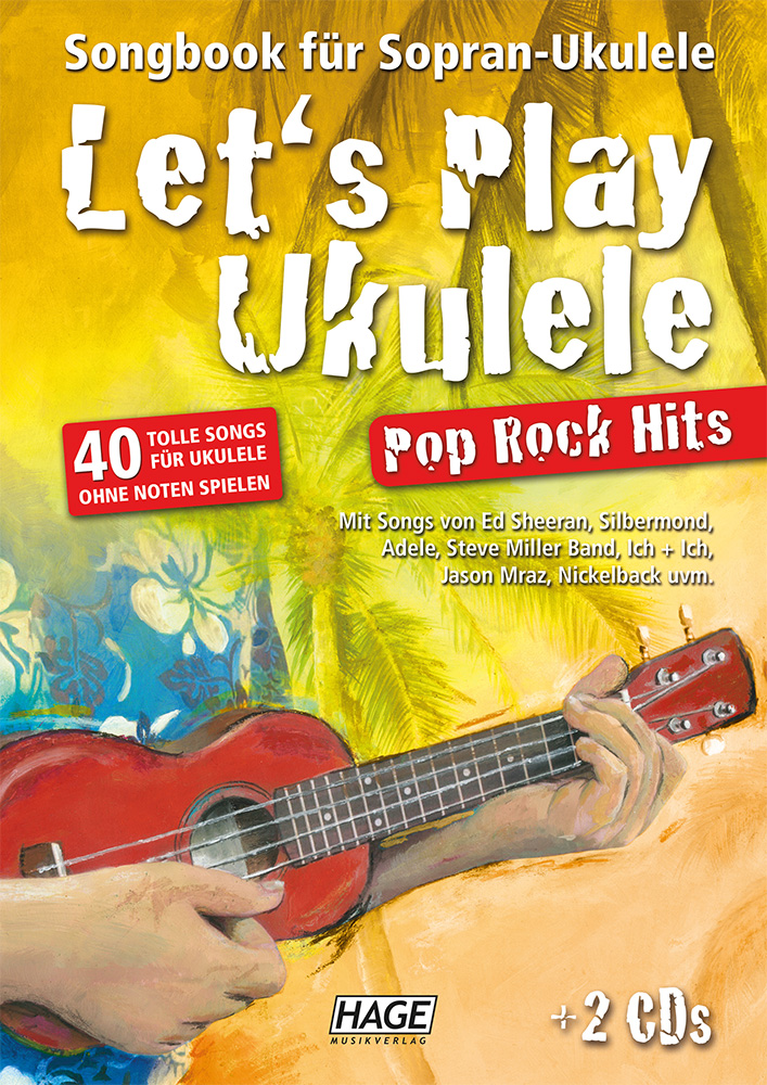 Let's play Ukulele Songbook