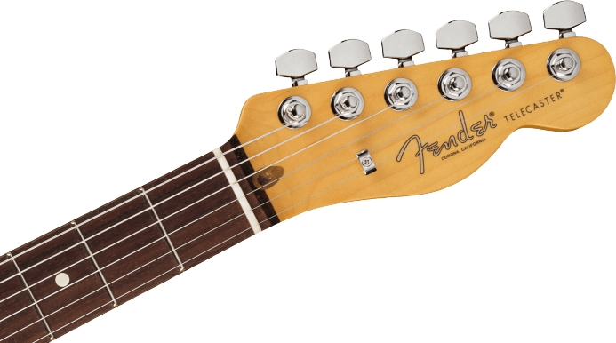 Fender Limited Edition American Professional II Telecaster®, Rosewood Fingerboard, Shell Pink