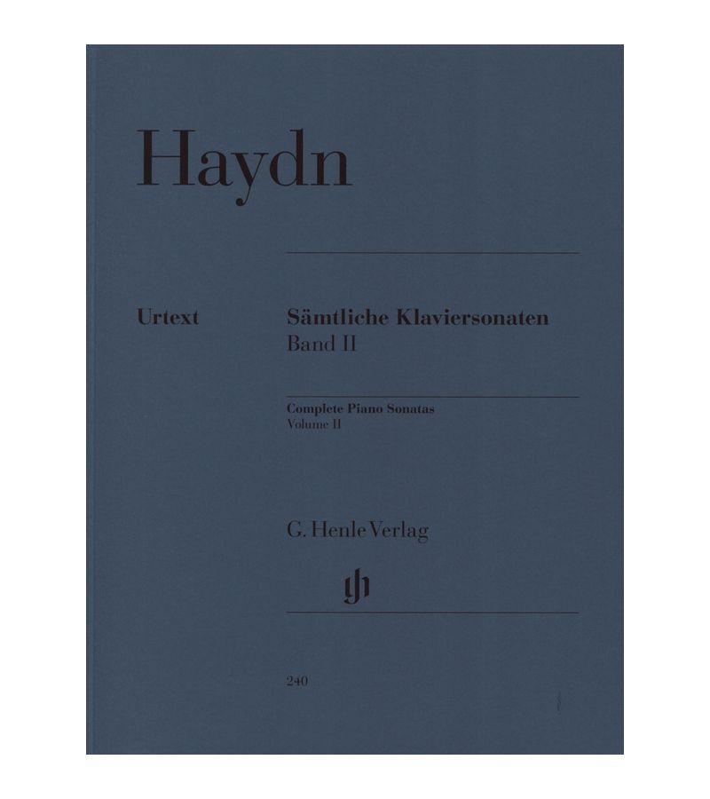 Haydn - Sämtliche Sonaten 2