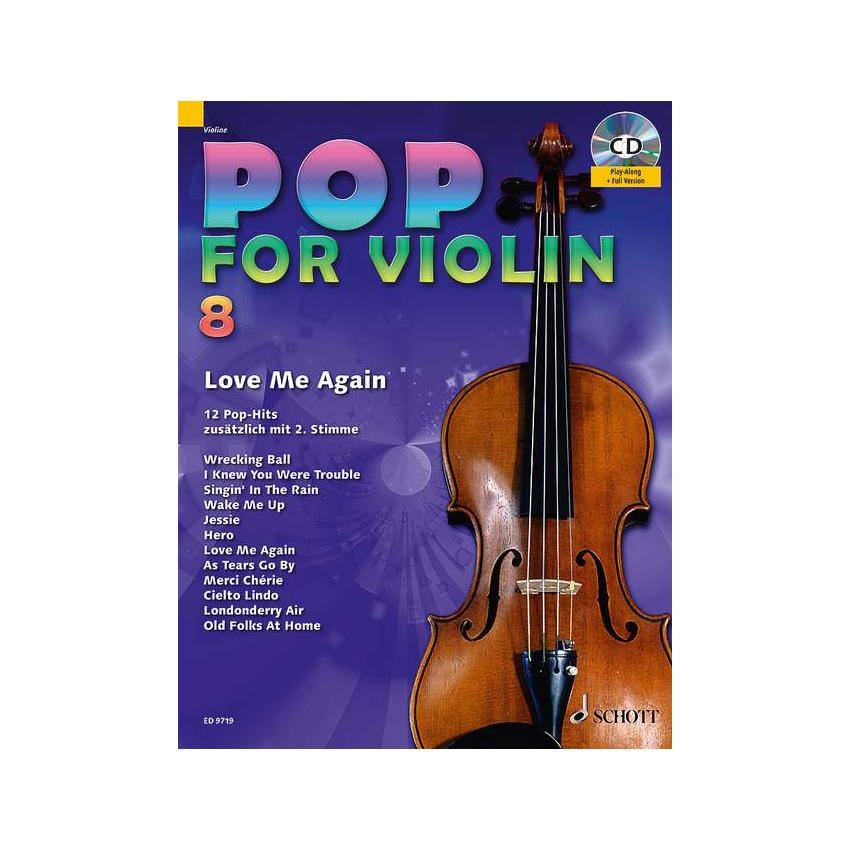 Pop for Violin 8