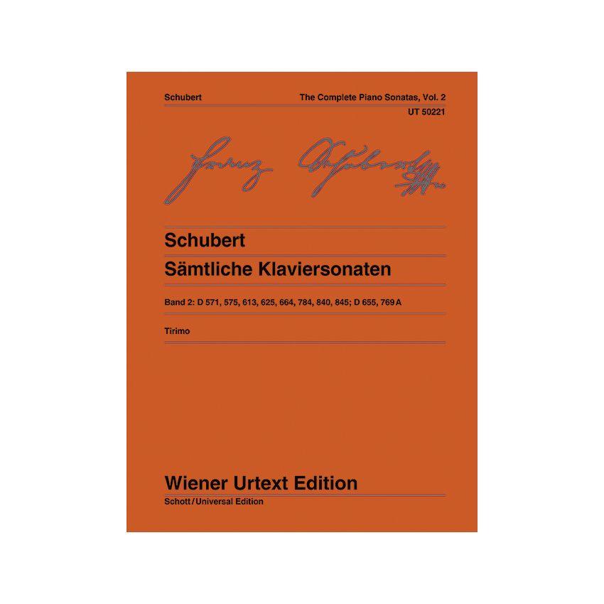 Schubert - Sonaten 2